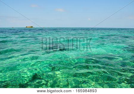 The Sea Of Cartagena