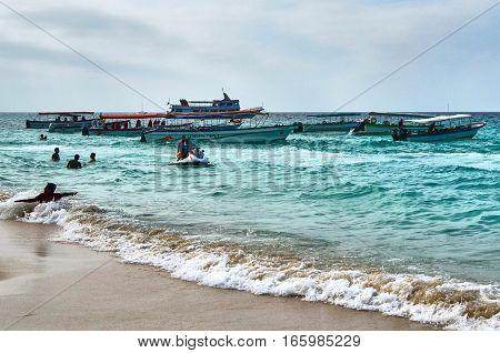 The Beach Of Baru