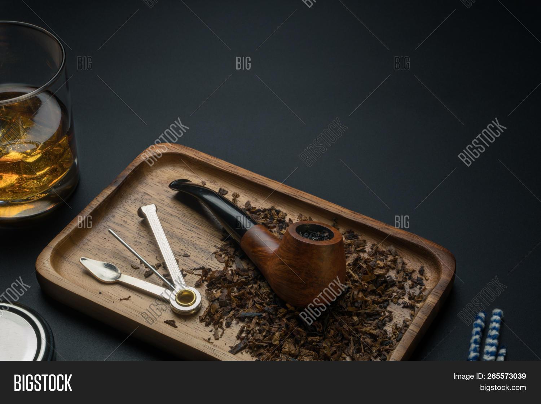 Smoking Pipe Tobacco Image & Photo (Free Trial) | Bigstock