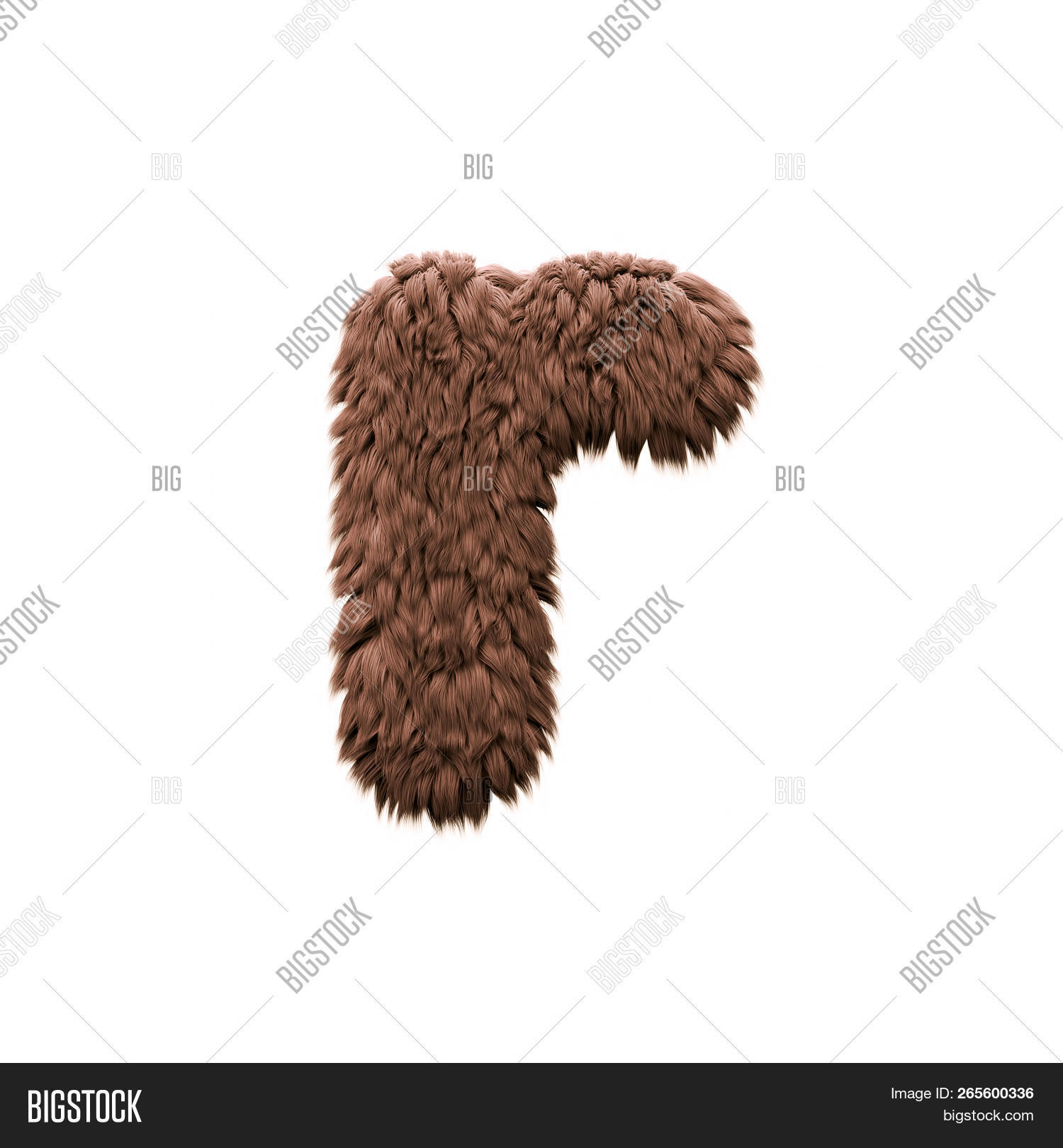 Monster Letter R  Image & Photo (Free Trial) | Bigstock