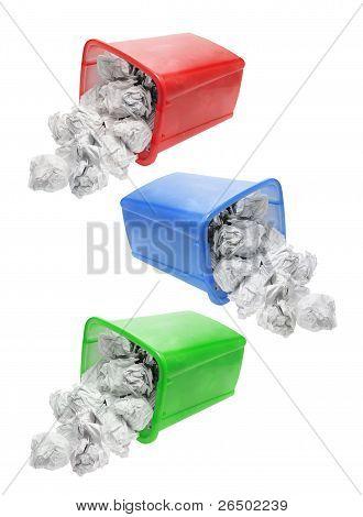 Paper Bins