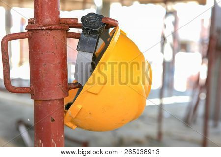 Building Site In The City Stock Photos
