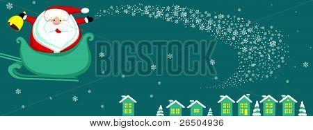 Santa Xmas Card.eps