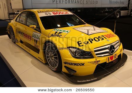 Essen - Nov 29: Mercedes-benz Amg Dtm
