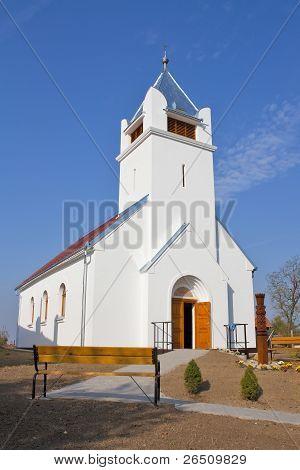 Rural Calvinist Church