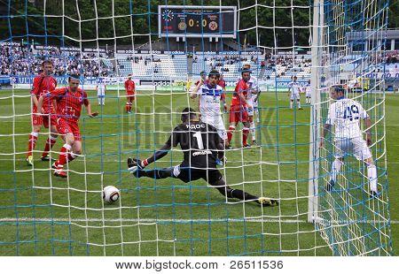 Fc Dynamo Kyiv vs Volyn Lutsk