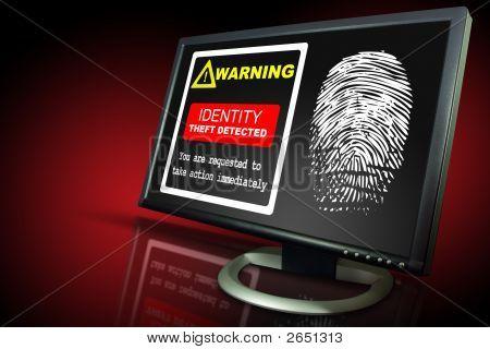 Identification Theft Alert
