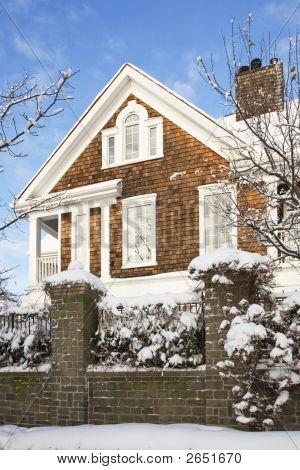 Residence In Winter