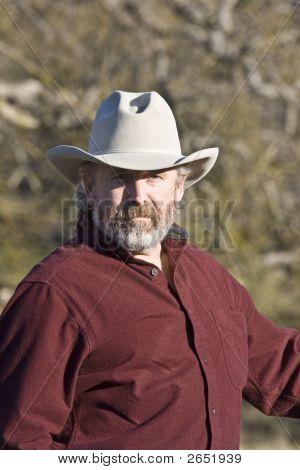 Cowboy W Beard