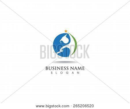 Education Graduation Logo And Vector Illustration Design