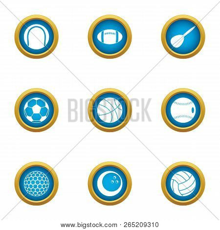 Pace Icons Set. Flat Set Of 9 Pace Vector Icons For Web Isolated On White Background