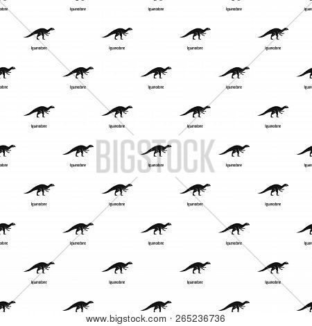 Iguanodone Pattern Seamless Vector Repeat Geometric For Any Web Design