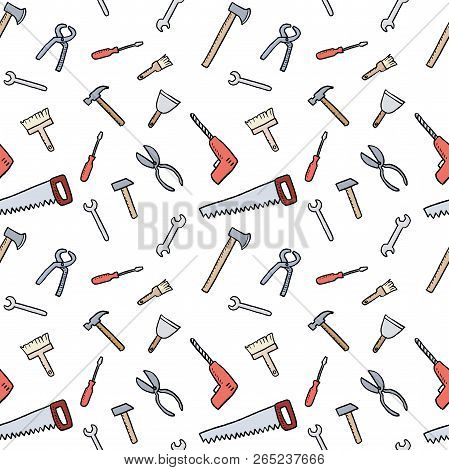 Cartoon Tools Vector Photo Free Trial Bigstock