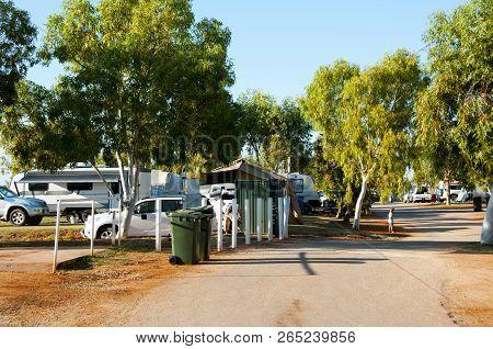 Tourist Recreational Caravan Park - Western Australia