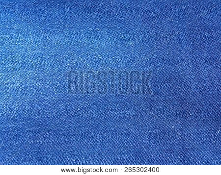 Blue Background, Denim Jeans Background. Jeans Texture, Denim Fabric. Texture Of Denim Or Blue Jeans