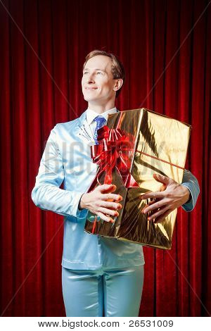 Man With The Gift