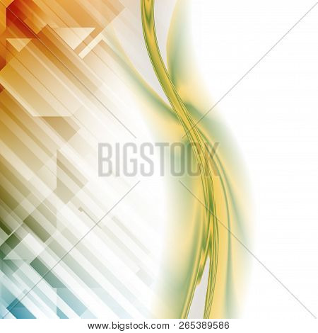 Abstract Background For Design. Vector. Background, Vector, Business, Design, Abstract,