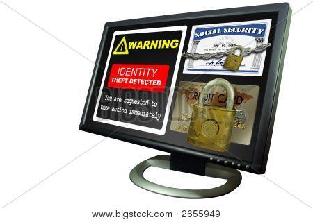 Identity Theft Monitor 3