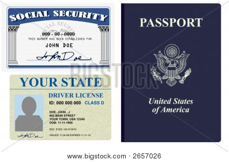 Identification Papers
