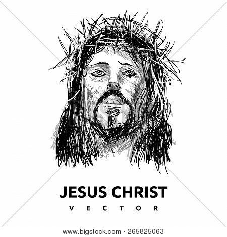 Black Jesus Christ Vector Photo Free Trial Bigstock