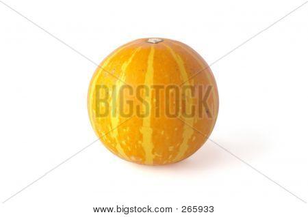 Small Yellow Pumpkin