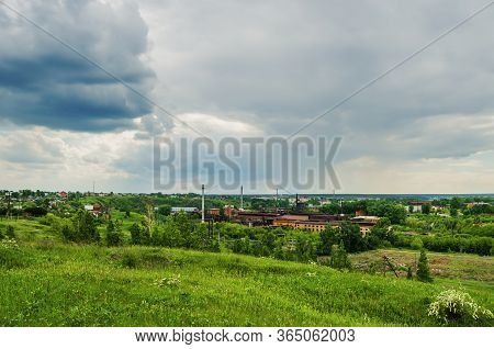 Russian Town Of Alapayevsk