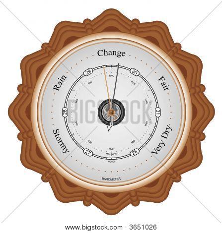 Barometer.