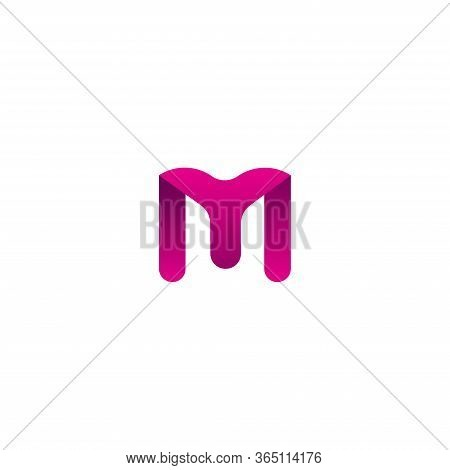 M Letter Logo - M Letter Abstract Logo Template