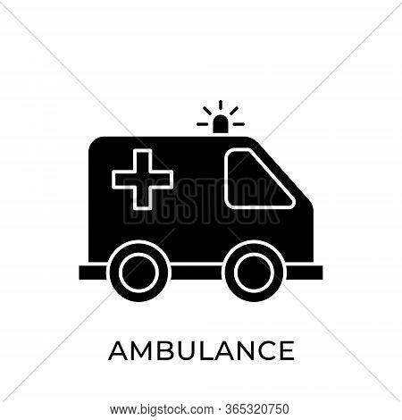 Ambulance. Ambulance icon. Ambulance vector. Ambulance icon vector. Ambulance illustration. Ambulance logo. Ambulance icon design. Ambulance emergency icon vector. Ambulance vector icon flat design for web icons, logo, sign, symbol, app, UI.