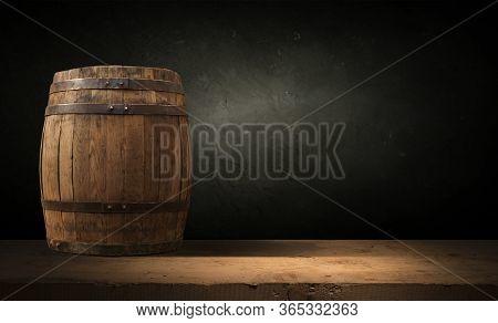 Background Of Barrel Wine, Wood, Retro, Cask, Drum