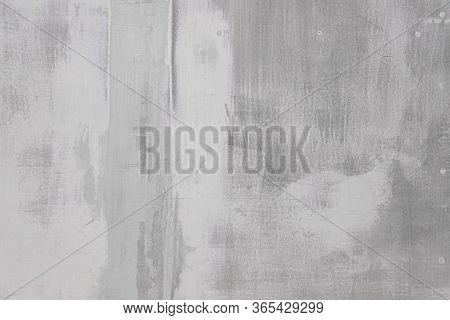 Putty Wall. Stucco On A Drywall Wall.