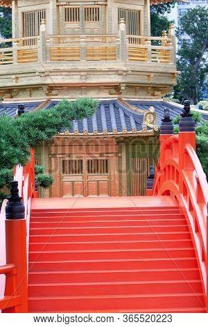 31 May 2008 The Nan Lian Garden, Kowloon, Hong Kong