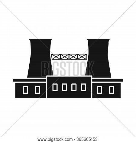Isolated Object Of Warehouse And Import Sign. Collection Of Warehouse And Logistics Stock Vector Ill