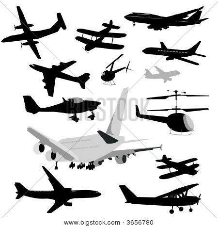 Airplane Collection