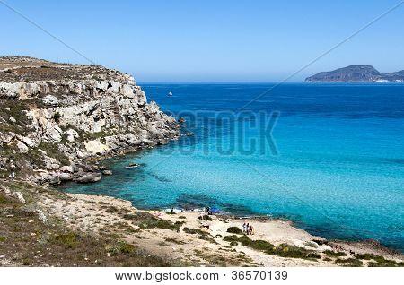 Wonderful Sea A Favignana