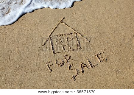 Beach House For Sale