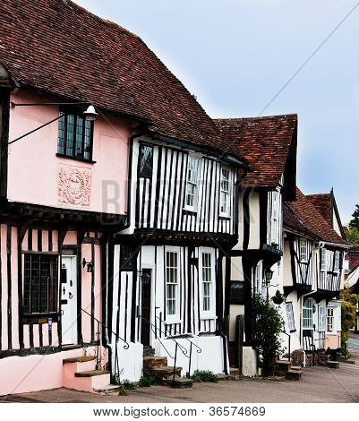 Cottages of Lavenham