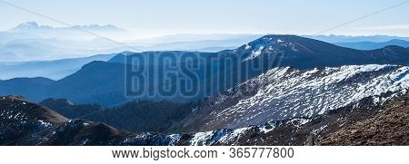 Beautiful Of Shika Snow Mountain Or Blue Moon Valley, Landmark And Popular For Tourists Attractions