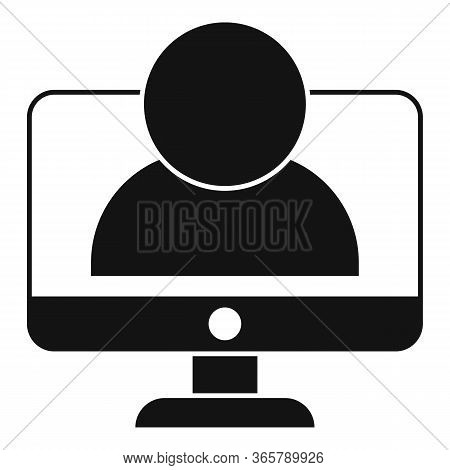 Advice Refferal Icon. Simple Illustration Of Advice Refferal Vector Icon For Web Design Isolated On