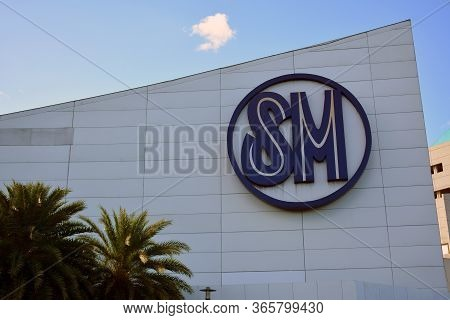 Pasay, Ph - Dec. 8 - Sm (shoe Mart) Signage At Mall Of Asia On December 8, 2018 In Pasay, Philippine