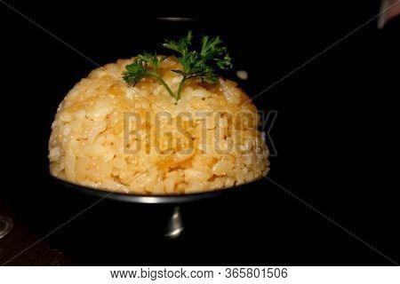 Rice, Fried Or Stir Fried Rice Dish
