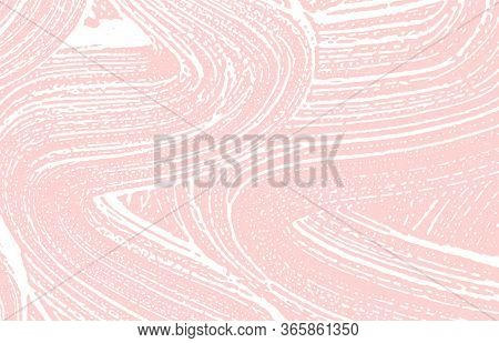 Grunge Texture. Distress Pink Rough Trace. Good-looking Background. Noise Dirty Grunge Texture. Incr