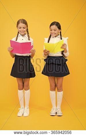 Kids Best Friends Classmates. School Friendship. Most Important Thing One Learns In School Is Self E