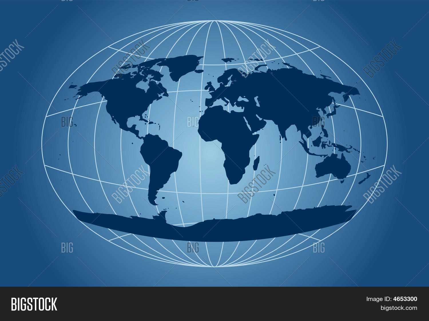 World map grid vector photo free trial bigstock world map grid gumiabroncs Image collections