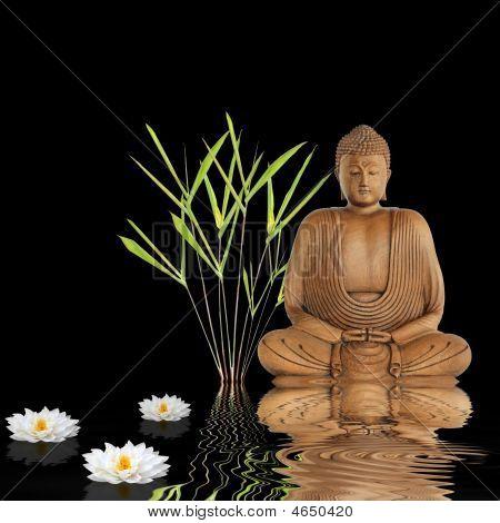 Zen Buddha Peace