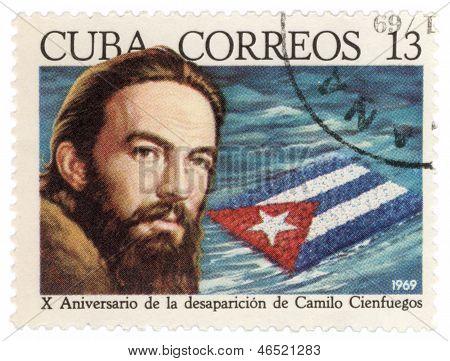 Cuban Revolutionary Camilo Cienfuegos