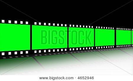 Film Reel Animated