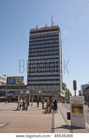 City Center Of Nis, Serbia