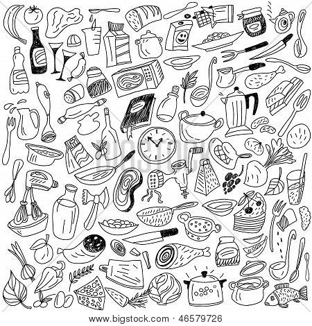 cookery doodles