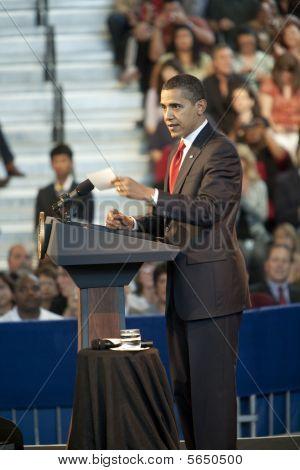 Obama-Rathaus